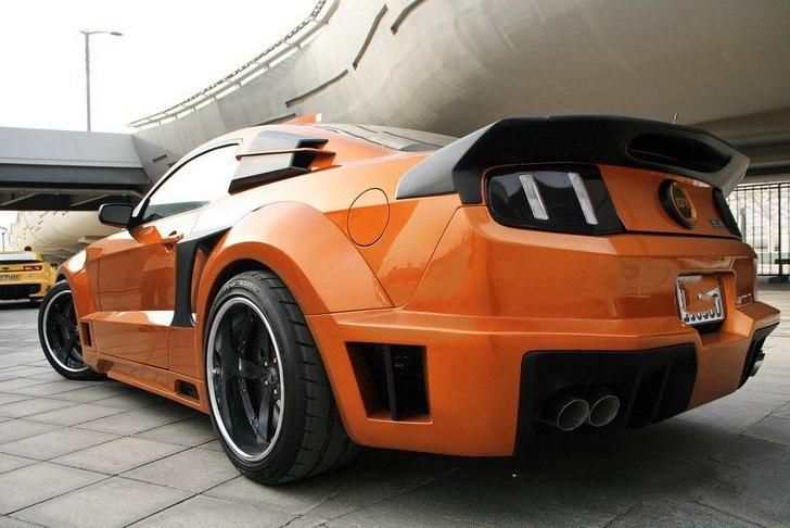Ford Mustang TORNADO 5