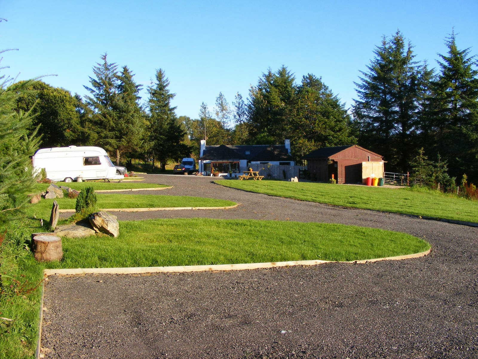 Campsites For Sale: Strathisla Certificated Campsite for