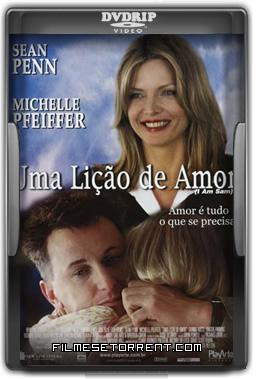 Uma Lição de Amor Torrent DVDRip Dublado 2001
