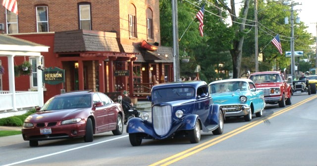 Old Forge, New York: Launching From Old Forge