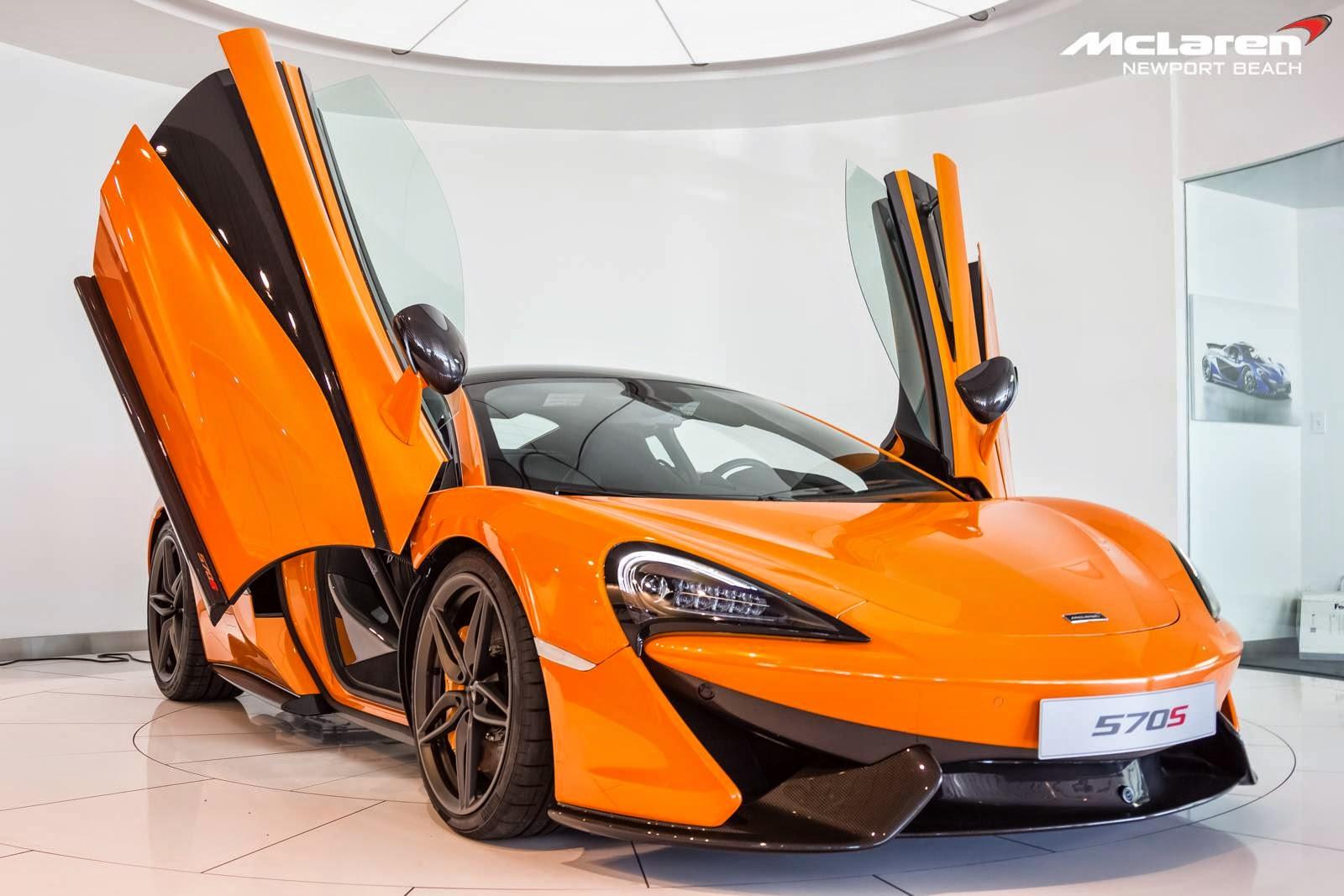 mclaren 570s price - car design today •
