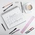 Jak tworzyć piękne napisy? - Fake Calligraphy