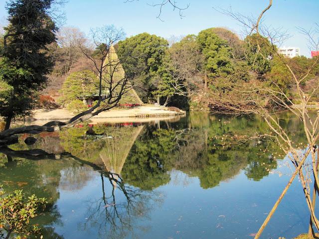 Jardines Rikugien (Tokyo)
