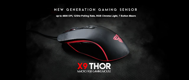 X9 Thor Gaming Mouse