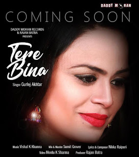 Tere Bina Lyrics – Gurlez Akhtar  Song