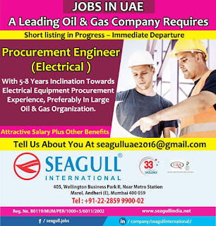 A leading Oil & Gas Company required text image
