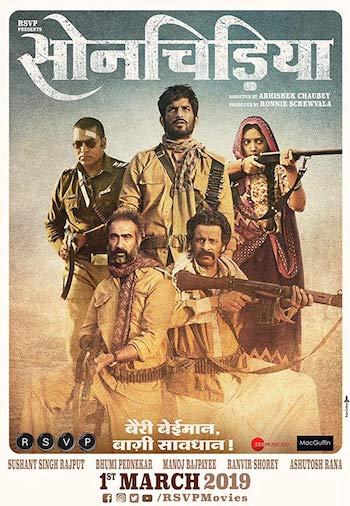 Sonchiriya 2019 Hindi Full Movie Download