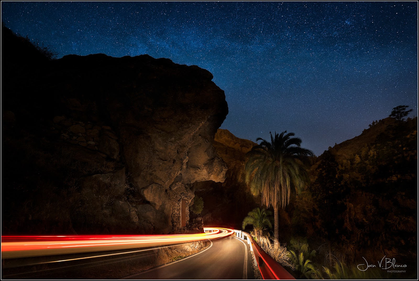 Juan V. Blanco - Fotografías: Camino a la oscuridad