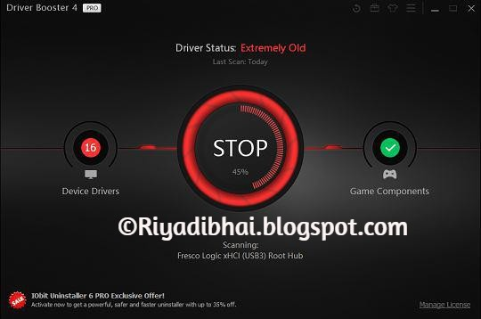 download driver booster 4 free