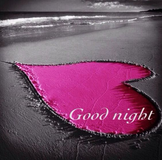 good night love symbol images