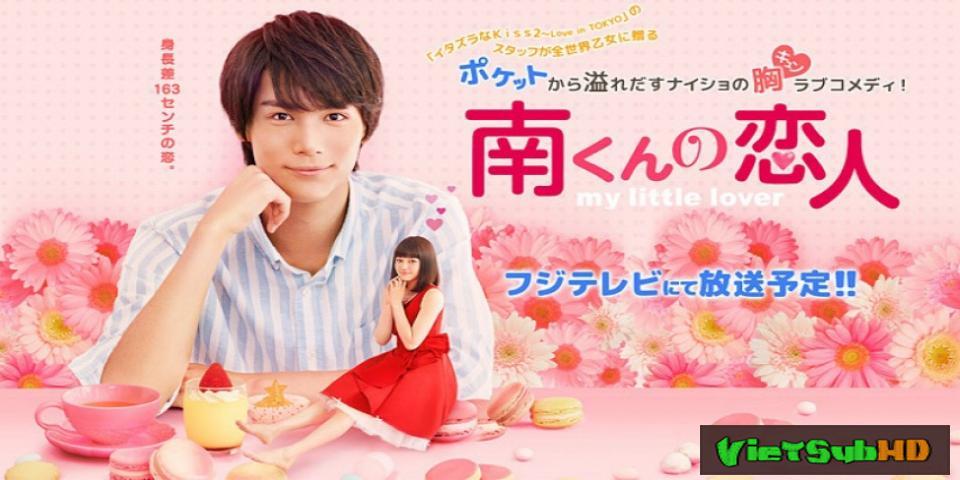Phim Người Yêu Bé Nhỏ Tập 7/10 VietSub HD | Minami's Lover 2015