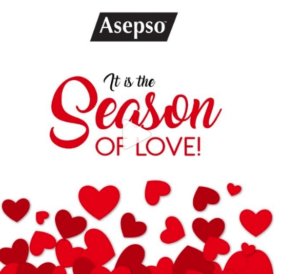 ASEPSO Valentine Contest On INSTAGRAM