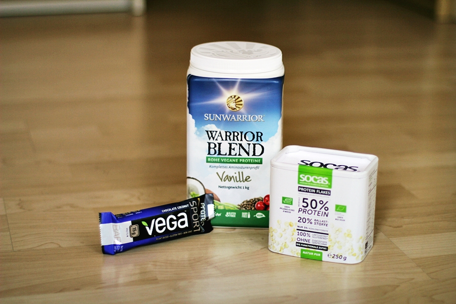 vega protein bar warrior blend