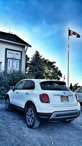 Fiat 500X at Ice House Winery
