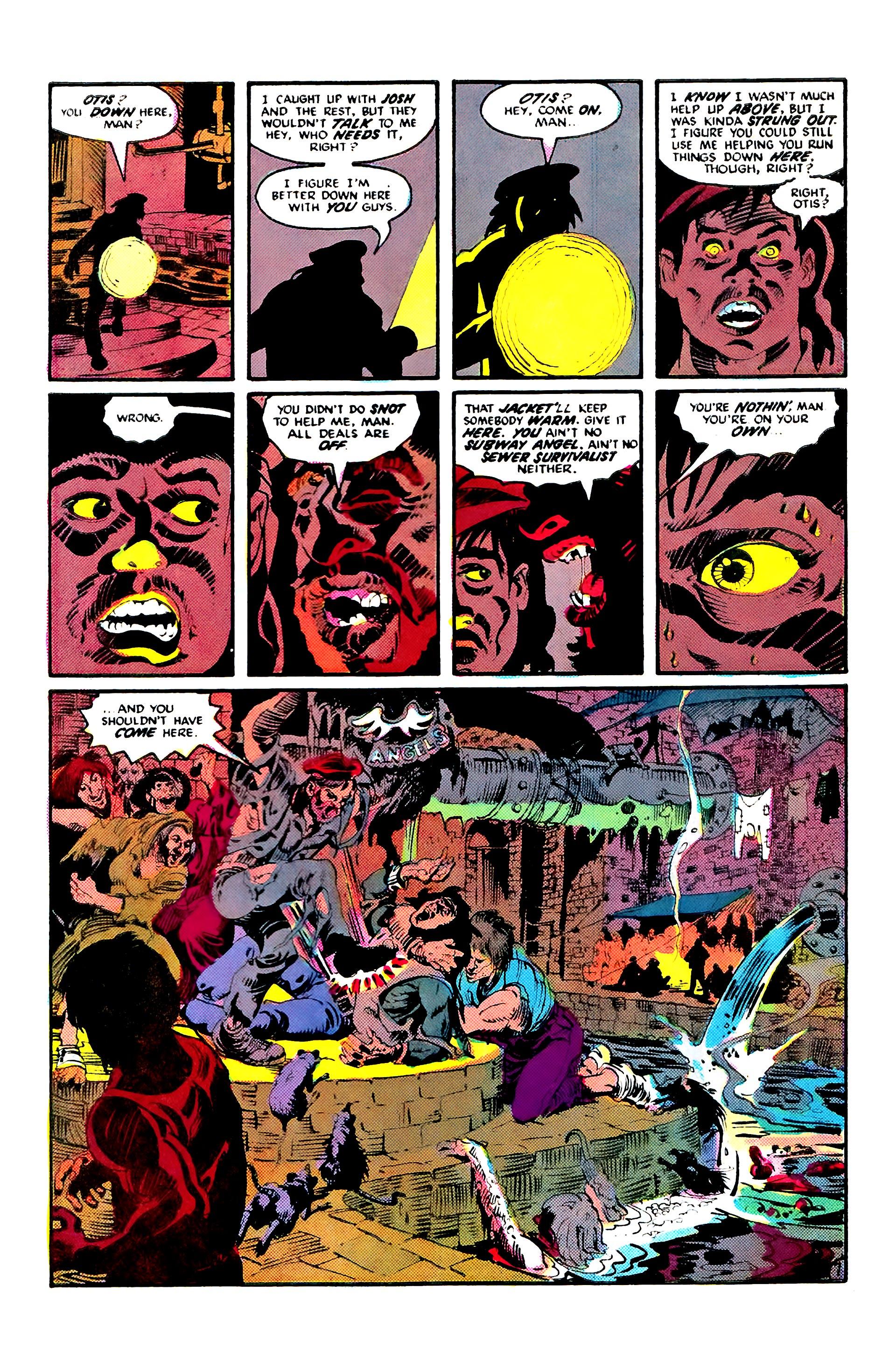 Read online Secret Origins (1986) comic -  Issue #10 - 47