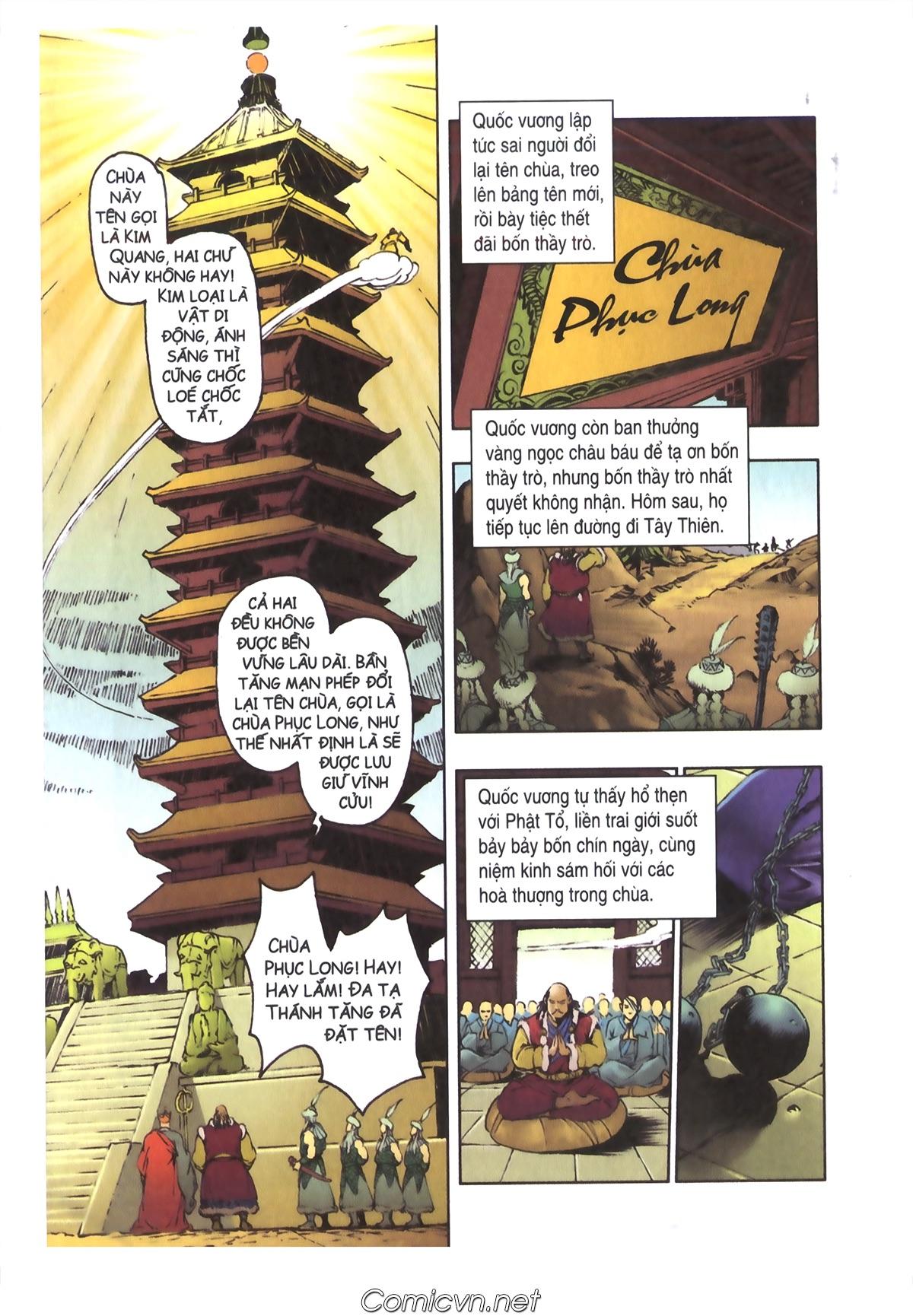 Tây Du Ký màu - Chapter 112 - Pic 31