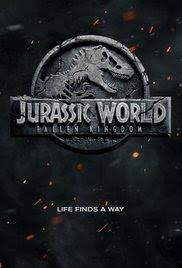 Sinopsis Film Jurassic World: Fallen Kingdom (Movie - 2017)
