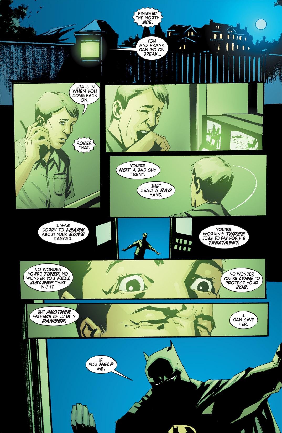 Detective Comics (1937) 862 Page 4