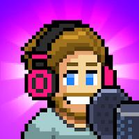 PewDiePie's Tuber Simulator v1.0.5 Mod Apk Terbaru