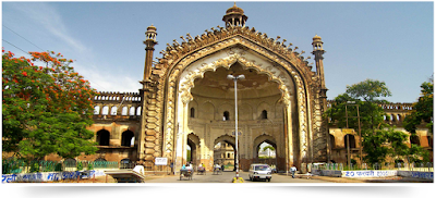 Rumi Darwaza in Lucknow City