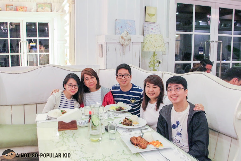 Renz Cheng in Bag of Beans, Tagaytay City