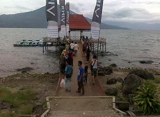 Danau Ranau Lampung