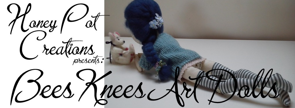 Bees Knees Art Dolls