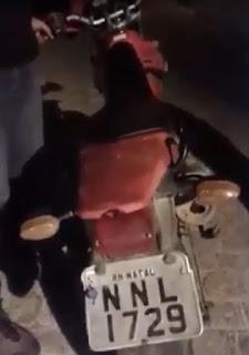 Duas motos são encontradas abandonadas na zona rural de Picuí
