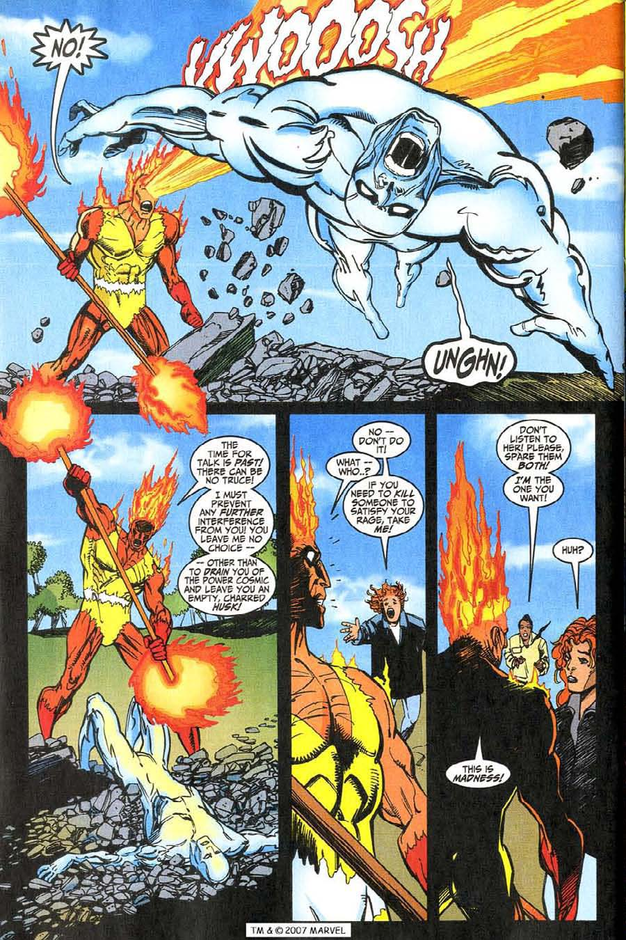 Read online Silver Surfer (1987) comic -  Issue #146 - 30