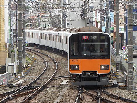 東急東横線 副都心線直通 特急 和光市行き4 東武9000系・50070系