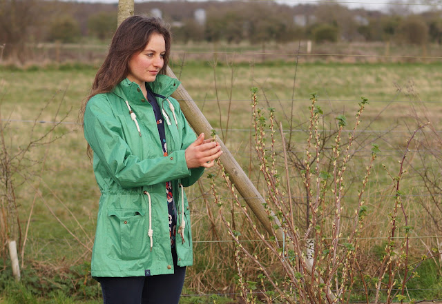 Lighthouse clothing Fearne jacket review