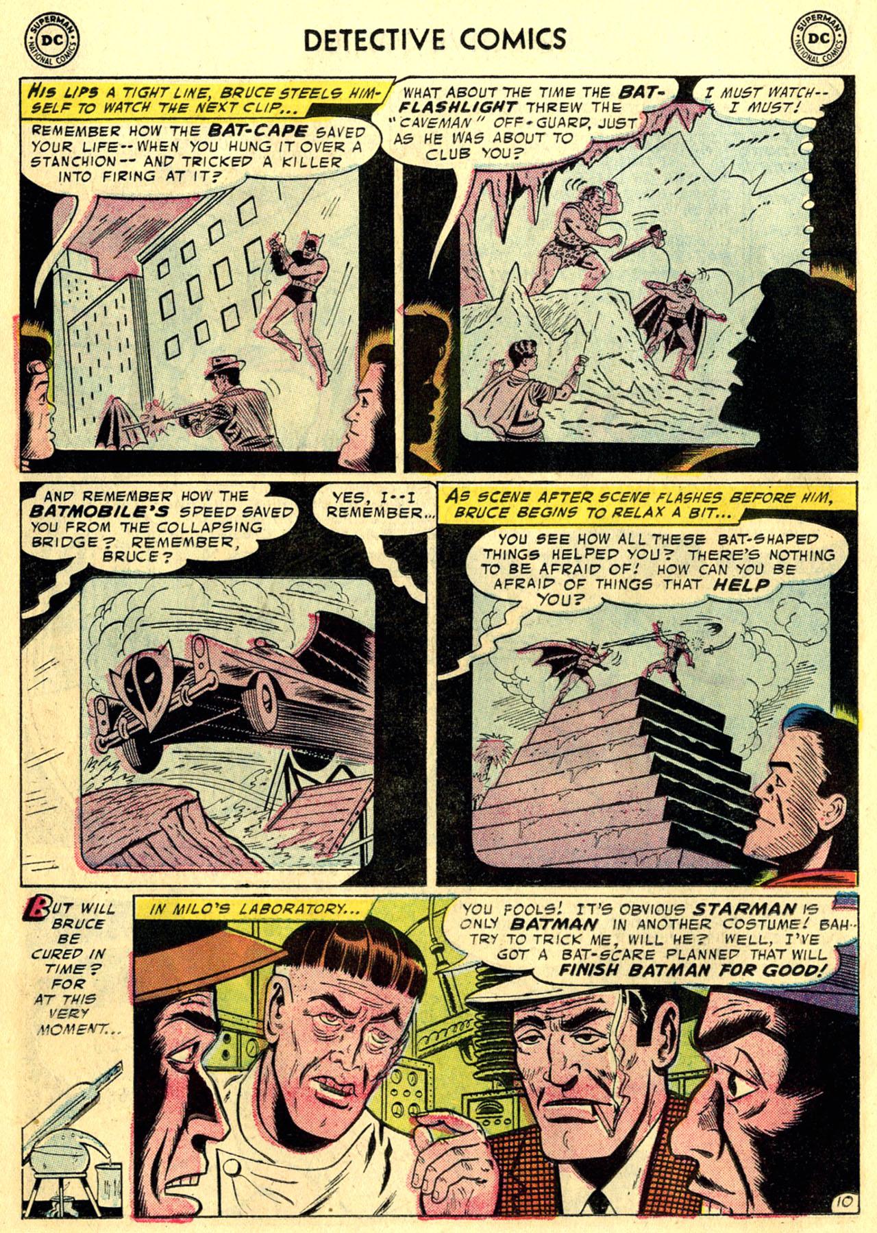 Read online Detective Comics (1937) comic -  Issue #247 - 12