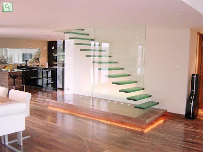 Unique Staircases and Unusual Staircase Designs (15) 1