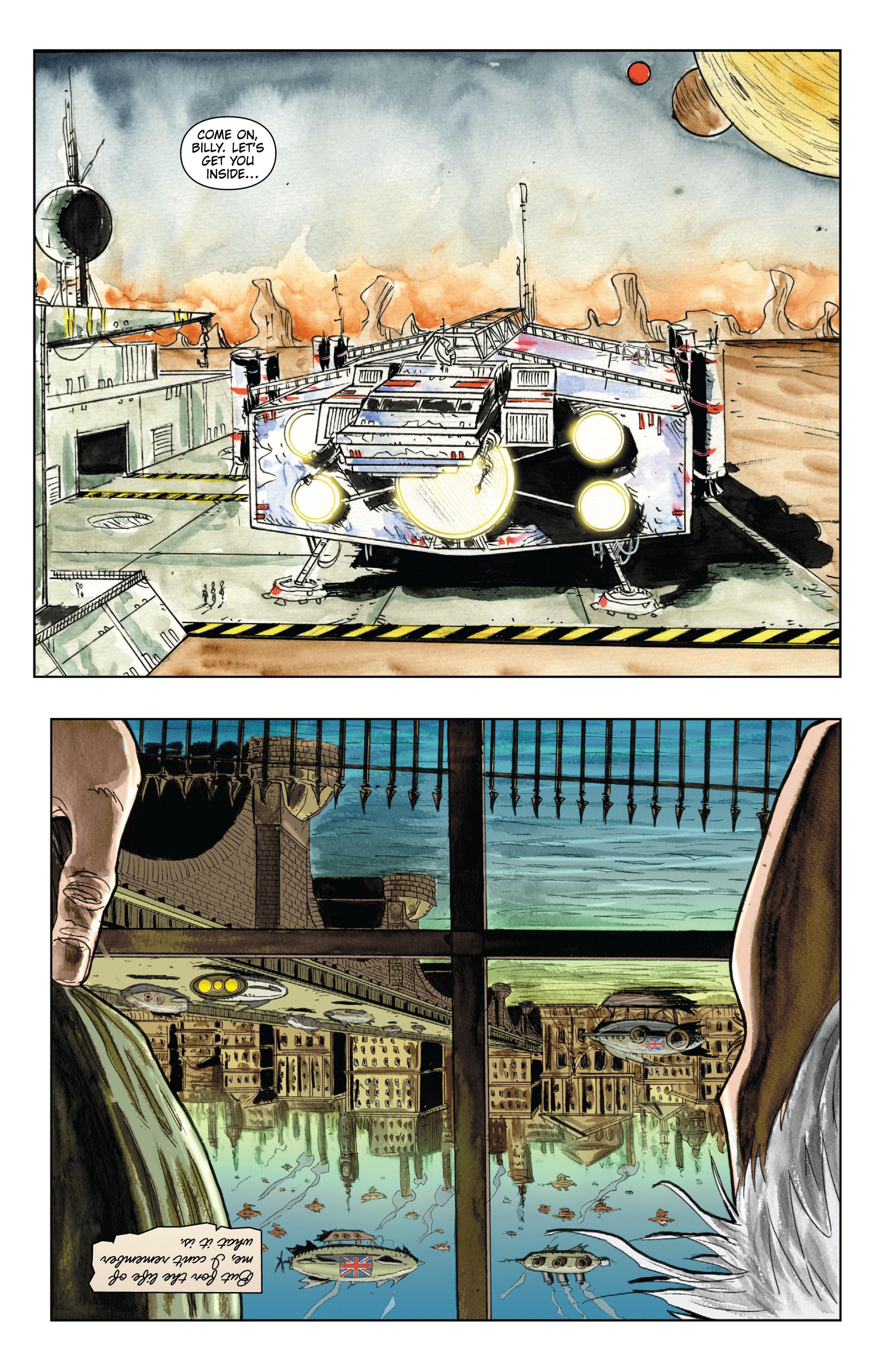 Read online Trillium comic -  Issue # TPB - 135