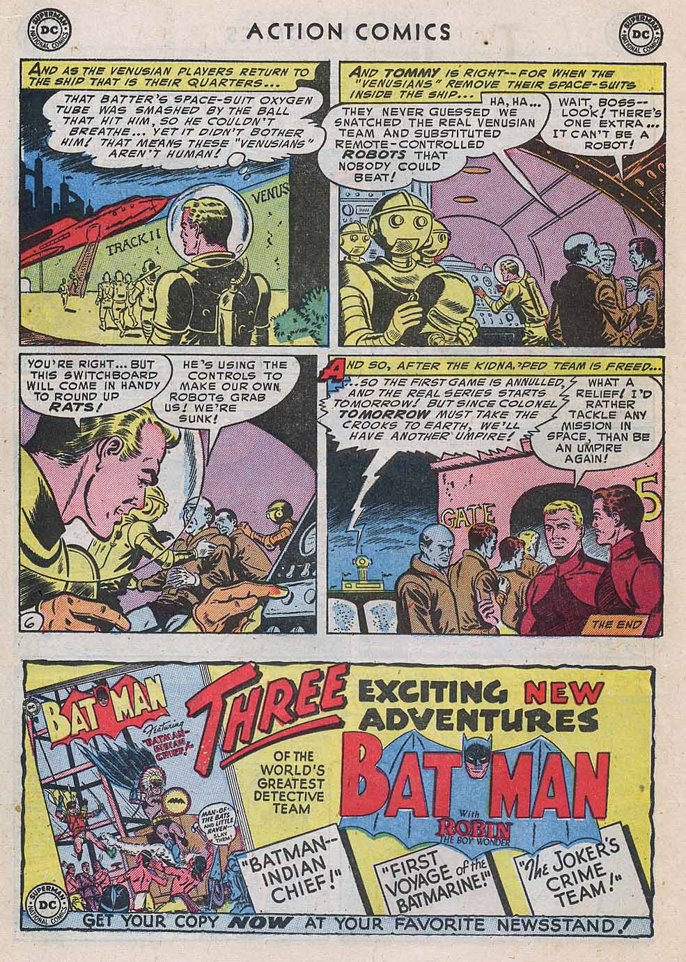 Read online Action Comics (1938) comic -  Issue #196 - 30