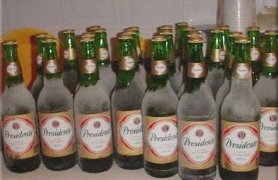 Cerveza Presidente Presenta Exposicion Verde Que Te Quiero Fria