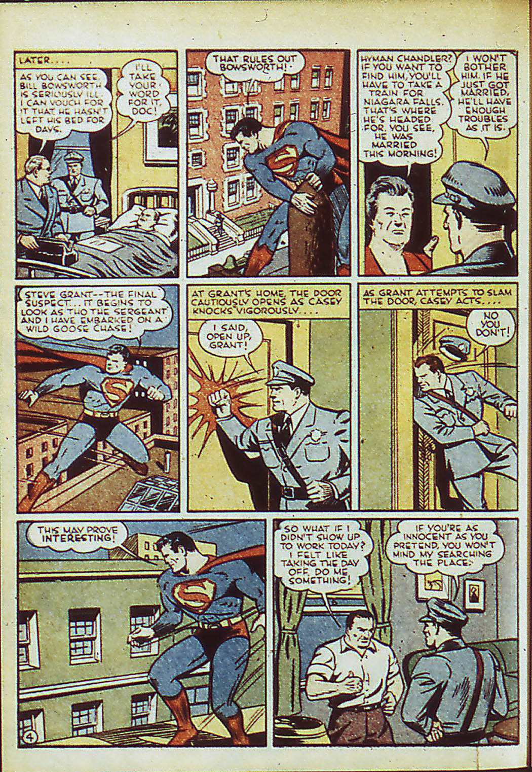 Read online Action Comics (1938) comic -  Issue #41 - 7