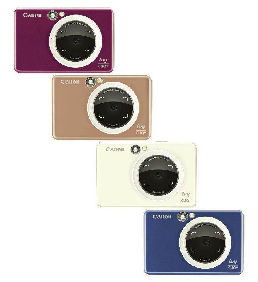 Canon ZV-123 в разных цветах