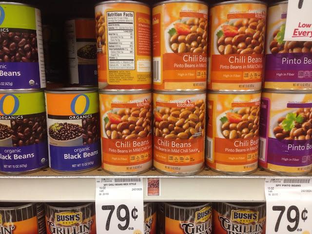 Chili Beans, Safeway Kitchens - Safeway