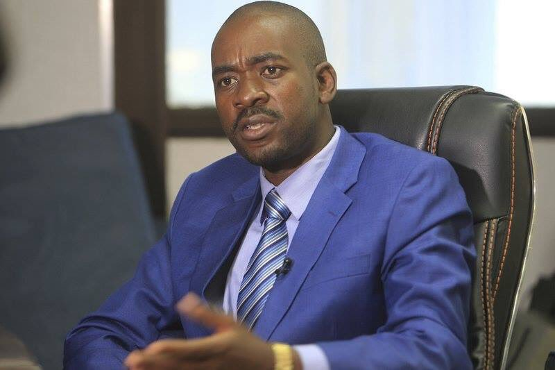 Image result for Chamisa