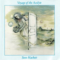 Steve Hackett - 'Voyage Of The Acolyte':