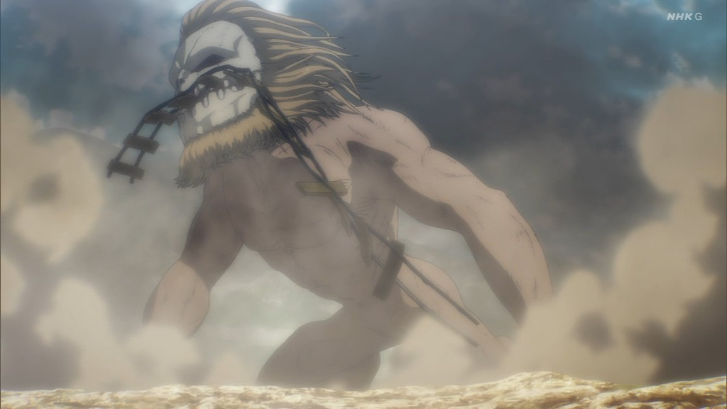 Shingeki no Kyojin Season 4 Episode 1