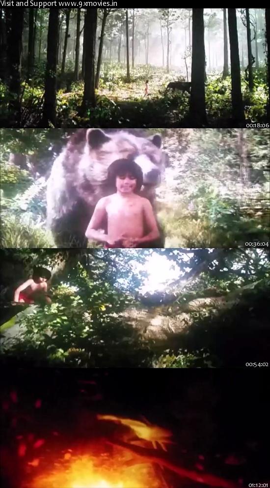 The Jungle Book 2016 Dual Audio Hindi 720p HDCAM