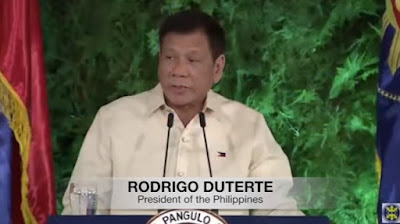 Inaugural Address (Speech) - President Rodrigo Duterte
