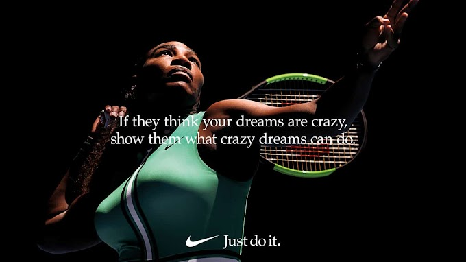 Serena Williams Encourages Women to 'Dream Crazier' in New Nike Ad