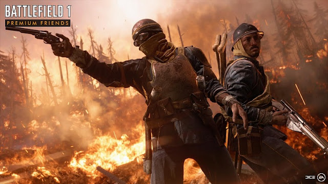 DICE presenta Battlefield 1 Premium Friends, ¡comparte el pase de temporada!