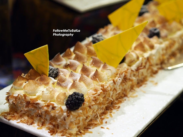 Must Try - Durian Cake