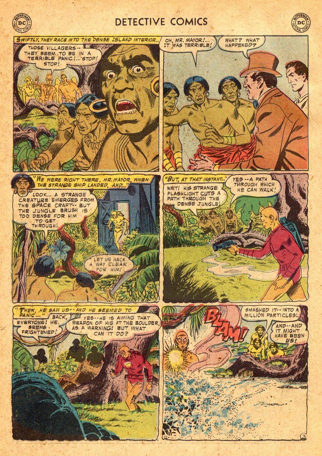 Read online Detective Comics (1937) comic -  Issue #255 - 20