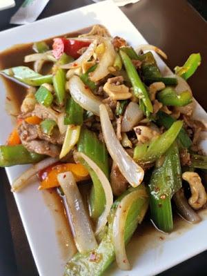 Midland Basil Thai Bistro Gluten Free Pad Cashew