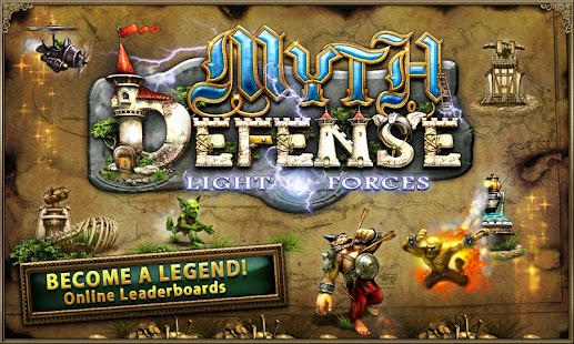 Myth defense lf Apk Free on Android Game Download
